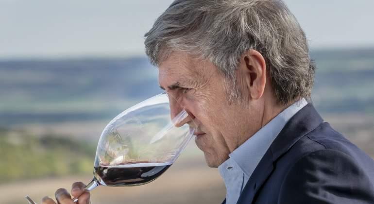 Drones, IA o Blockchain para obtener vinos de una calidad extraordinaria y conocer el viñedo al detalle: el secreto de José Moro