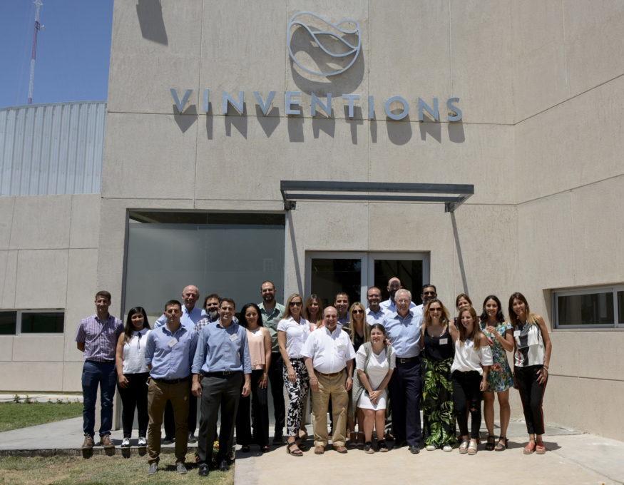 De Cuyo para el Mundo: Vinventions invierte U$S 1,5 m para ampliar su planta en San Juan