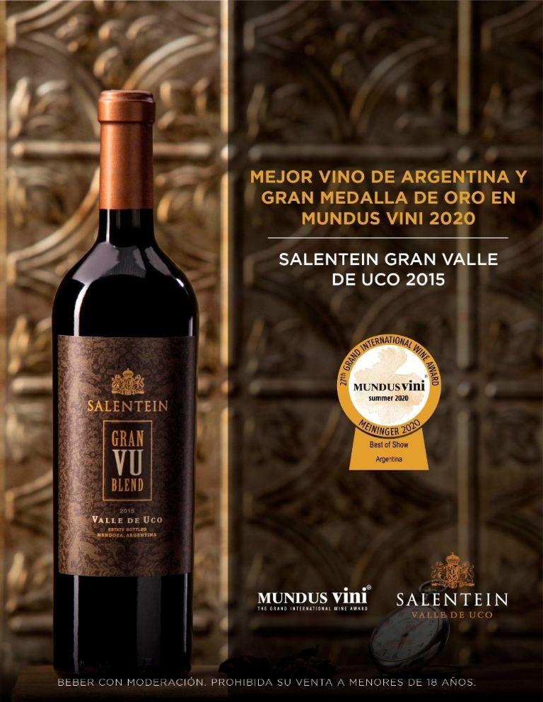 En Alemania eligieron el mejor vino de la Argentina y es del Valle de Uco